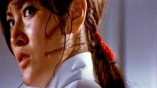 SISTER STREET FIGHTER   Etsuko Shihomi   Shin'ichi Chiba   Kung Fu Action Movie   English Subtitles