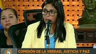 Presidenta  ANC: Las diferencias entre los venezolanos tenemos que dirimirlas por la vía pacífica