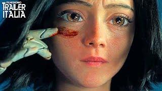 ALITA: ANGELO DELLA BATTAGLIA | Trailer Italiano #3 del film di Robert Rodriguez