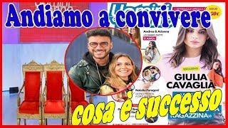 Uomini e Donne, Lorenzo e Claudia confessano: 'Andiamo a convivere' | Wind Zuiden