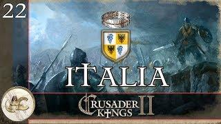 Italia #22 - Sic Transit Gloria Mundi - Crusader Kings 2 Gameplay ITA
