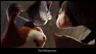 G-Force (2009) Tamil Dubbed Movie Fun Cut Scene Tamilagaram