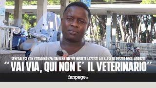 Ibrahima, l'italiano insultato da impiegato dell'Asl: «Vai via, questo non è l'ufficio veterinario»