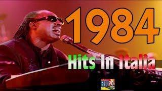 1984 - Tutti i più grandi successi musicali in Italia