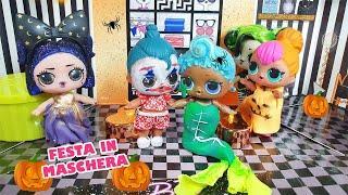 Le LOL Surprise si preparano per la Festa in maschera ????