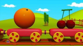Bob frutti treno | nomi di frutta in italiano | Bob Fruits Train | Bob The Train Italiano