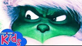 IL GRINCH | Clip + Trailer Compilation in italiano del film d'animazione