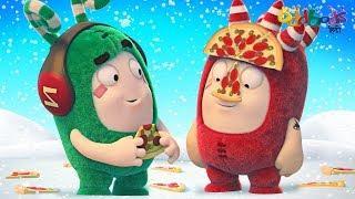 Oddbods | PIZZA PALOOZA - पिज्जा पालूजा | NEW Oddbods Full Episodes | Funny Cartoons For Children