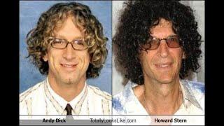 Howard ANGRY: Andy Makes Dick Racist Comments About Howard Stern, Howard Attacks