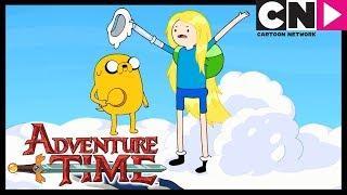 Adventure Time Italia | Nuvoloso | Cartoon Network