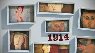 Amedeo Modigliani è un artista italiano attivo dal 1906 fino al 1920.