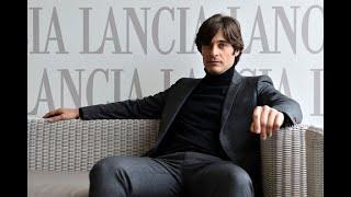 Lino Guanciale/ il nuovo sex symbol italiano si racconta da Cristina Parodi (La Prima Volta)