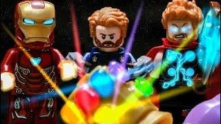 Lego Stop Motion | Lego Avengers: Endgame (Stop Motion Animation) | Funny Video