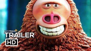 MISSING LINK Trailer #1 NEW (2019) Hugh Jackman, Zoe Saldana Animated Movie HD