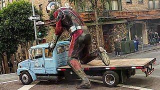 Ant Man 2 Official Full TRAILERS (Trailer 2 + Trailer 1) - Marvel Movie HD 2K