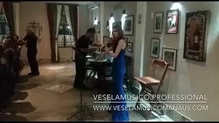 Vesela Musico Violino /Viola (Música Italiana)