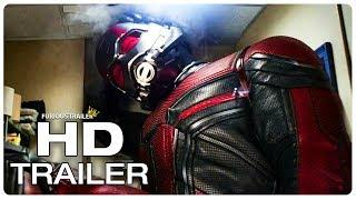 ANT MAN AND THE WASP House Arrest Trailer (NEW 2018) Ant Man 2 Superhero Movie HD