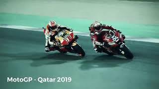 MotoGp - Qatar 2019 - Last lap