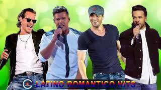 Latino Romantico Hits Mix 2018 || Marc Anthony, Enrique Iglesias, Ricky Martin, Luis Fonsi