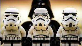 Lego Stop Motion | Lego Star Wars Battle Of The Stormtroopers (Stop Motion Animation) | Funny Video