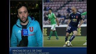 Reacciones de Hinchas Tras Derrota de Universidad de Chile ante Audax