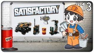 SBLOCCHIAMO NUOVE TECNOLOGIE E RISORSE FINALI | Satisfactory - ep. 13
