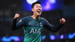 MANCHESTER CITY 4-3 TOTTENHAM | SON HEUNG-MIN (손흥민) DOUBLE KNOCKS CITY OUT ON AWAY GOALS