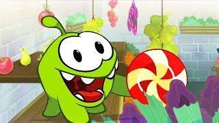 Fruit Market | Om Nom Stories | Funny Cartoon Shows For Children - Kids Channel