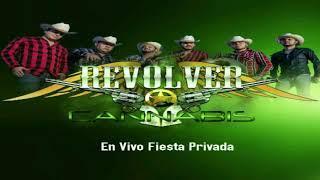Revolver Cannabis - En Vivo Fiesta Privada (Disco Completo 2019)