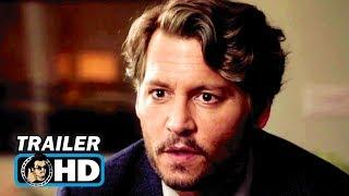 THE PROFESSOR Trailer (2019) Johnny Depp
