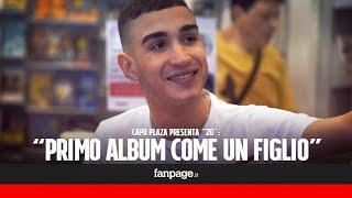 """Con Non cambierò mai Capo Plaza presenta """"20"""": """"È l'album dell'orgoglio popolare e della rivalsa"""""""