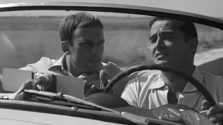 Vittorio Gasmann e Jean-Louis Trintignant 1963 Film cult Italiano