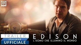 EDISON - L'uomo che illuminò il mondo (2019) | Trailer Italiano Ufficiale HD