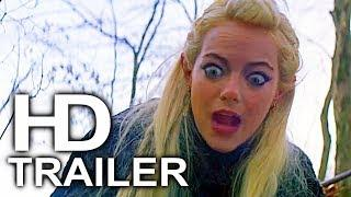 MANIAC Trailer #1 NEW (2018) Emma Stone, Jonah Hill Netflix Series HD