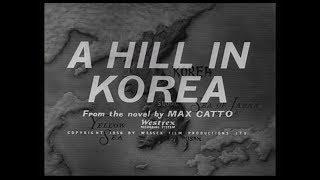 A HILL IN KOREA (1956) Korean War Film