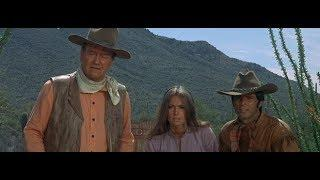 Rio Lobo (Western Movie, John Wayne, English, War Adventure, Full Film, Free Cowboy Movie)