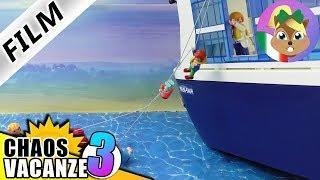 Playmobil film italiano| NAVE va giù! Famiglia Vogel a bordo da sola| caosvacanze 3