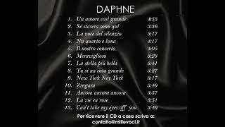 Promo CD di Daphne.