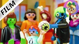 playmobil film italiano |ASILO dei MOSTRI-Emma rabbrividisce|famiglia Vogel