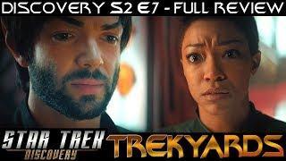 ST: Disc S2E07 Trekyards Review/Breakdown