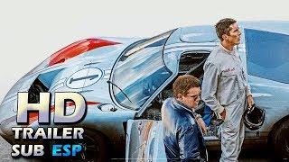 Ford v. Ferrari Trailer Oficial Subtitulado Español (2019)