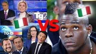 LA VERITÀ DEGLI ITALIANI BIANCHI VS LE VERITÀ DEI NERI ITALIANI | SMONTIAMO TUTTI GLI STEREOTIPI ???