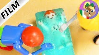 playmobil film italiano | EMMA CONGELATA- verrà liberata dal ghiaccio? | famiglia Vogel