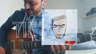 Salmo - TIE' (Playlist) on Guitar