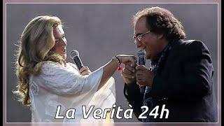 Romina Power ci svela il lato romantico di Al Bano Carrisi ,Al Bano mi fa il baciamano/La Verità 24h