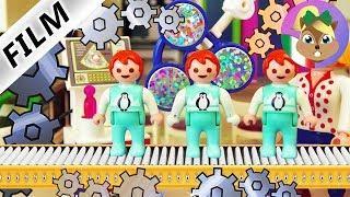 Playmobil film italiano|DA DOVE ARRIVANO I BABMBINI?-la fabbrica dei bmbini a playmobil city | Vogel