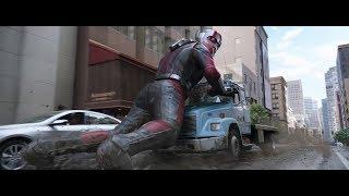 Marvel's Ant-man and The Wasp - Official Trailer || Marvel Official
