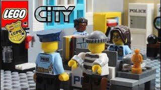 Lego Stop Motion | Lego City Police Full Story Stop Motion Animation | Funny Video