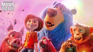 WONDER PARK Teaser Trailer NEW (2019) - Animated Adventure Comedy Movie