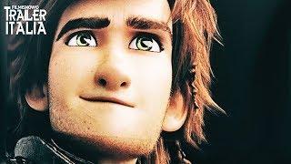 DRAGON TRAINER 3: Il Mondo Nascosto | Trailer #2 Italiano del Film d'Animazione